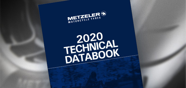 Technical Data Book: a complete guide on motorcycle tires | Metzeler